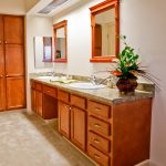 Senior Living Bathroom Casework