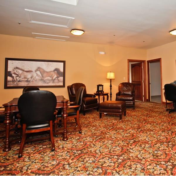Bend Oregon Apartments: Monarch ILF Common Area Remodel » Ascent Architecture