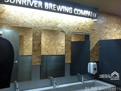 SBC Brewery Interiors