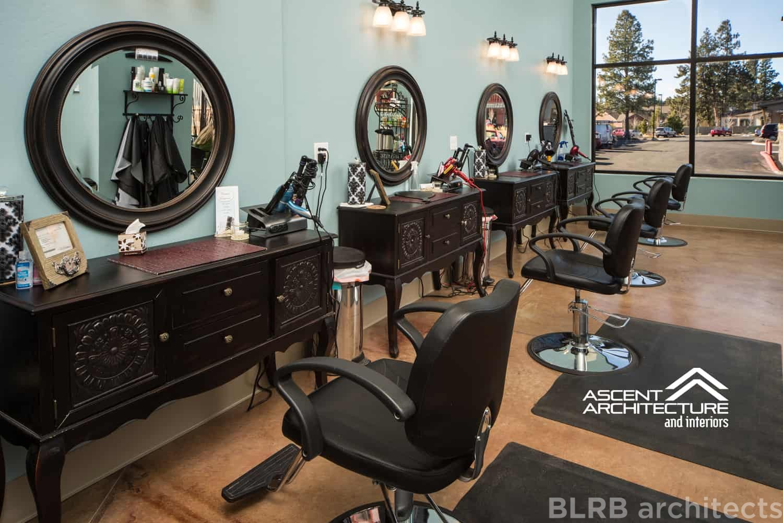Ascent salon house trend design for Accents salon salisbury md