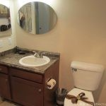 Assisted living bathroom interior design