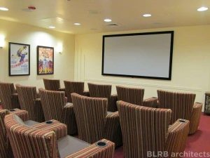 Assisted living theater design