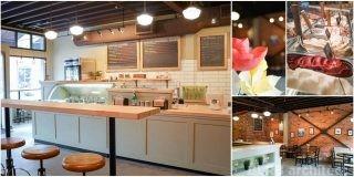 Retail Interior Architecture: Bonta Gelato