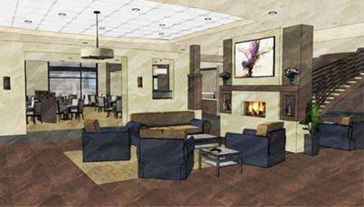 Senior Living Interior Architecture Design Ascent Architecture Interiors Bend Oregon