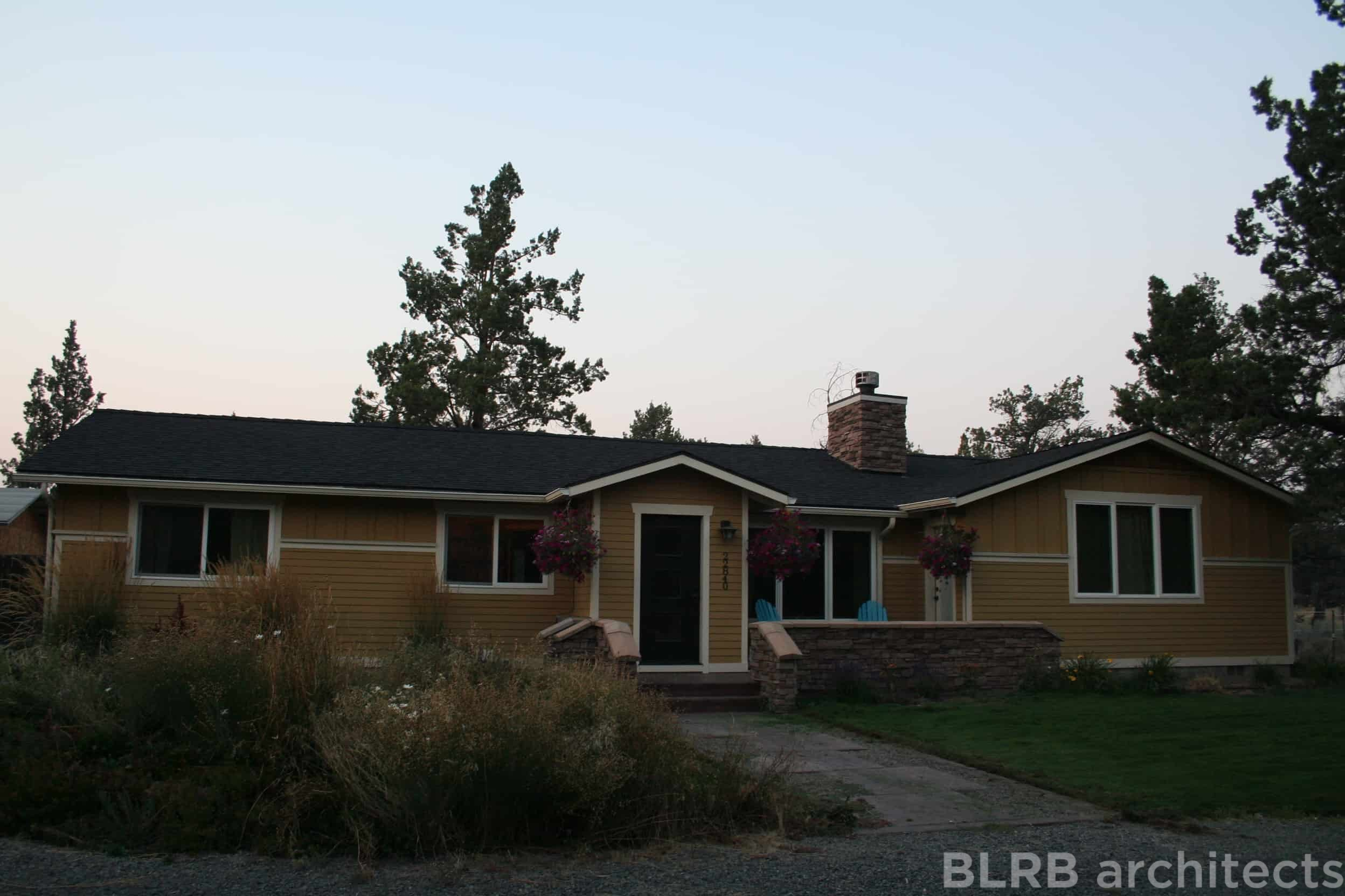 Budget Conscious Ranch Style House Remodel Bend Oregon