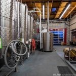 Brewery designed by Ascent Architecture
