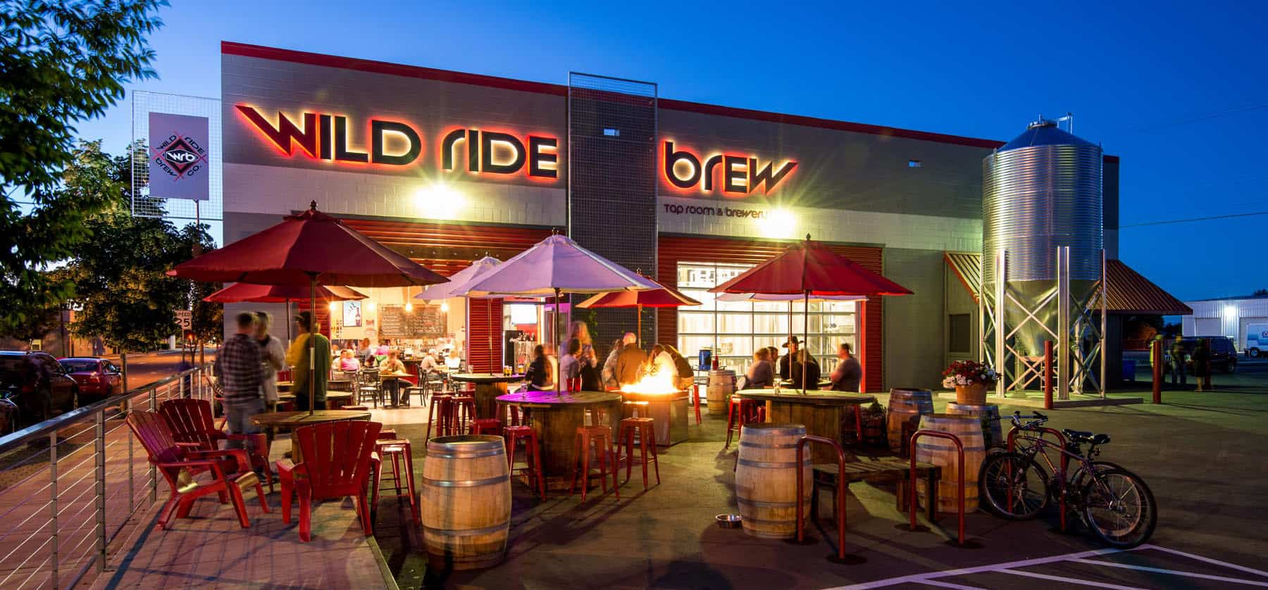 Wild Ride Brewing Company