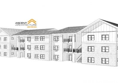 100-Unit Affordable Housing Apartment Complex