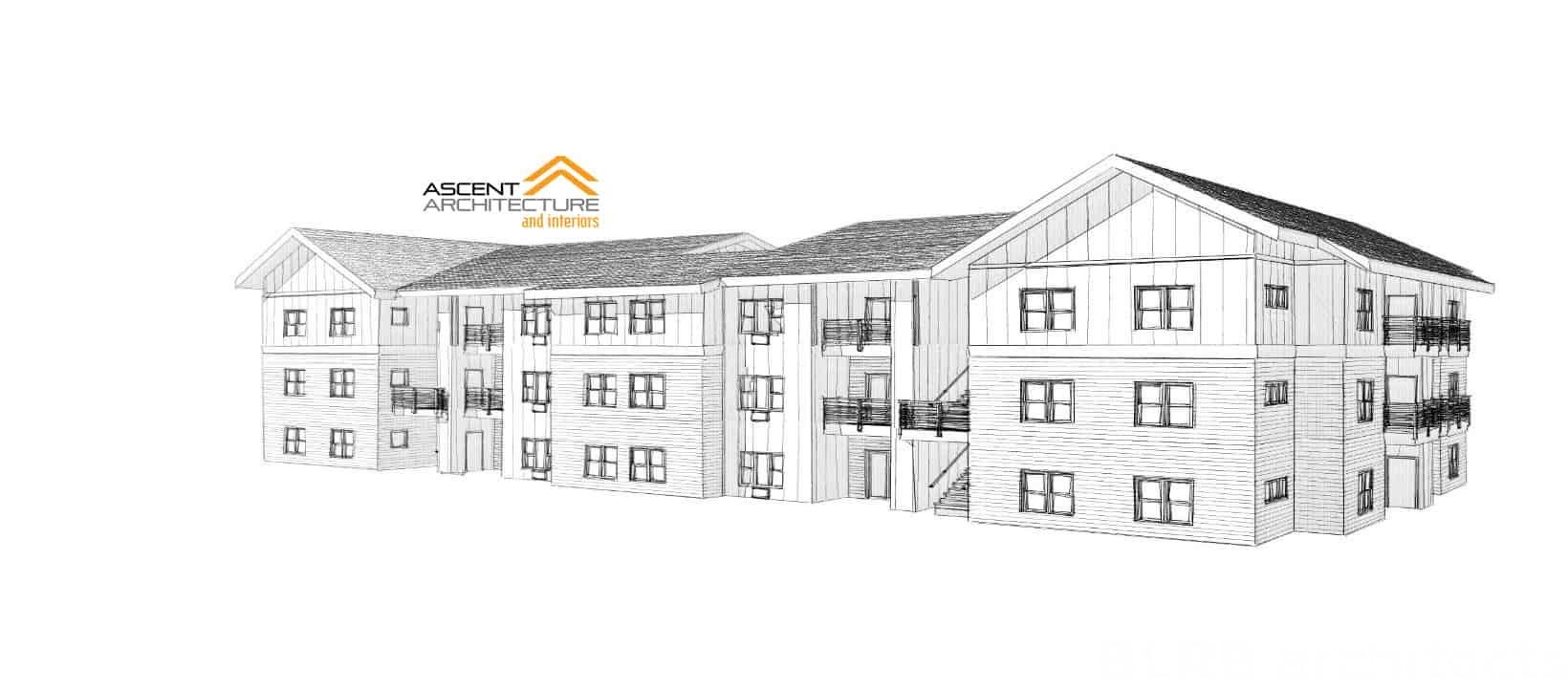 100 Unit Affordable Housing Apartment Complex