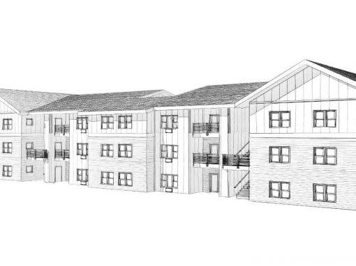 100-Unit Affordable Housing Apartment Complex