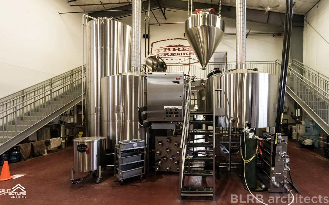 Three Creeks Brewing Production Facility