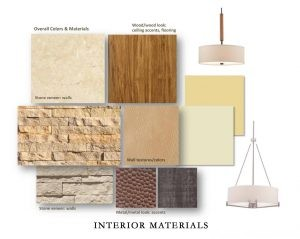 Senior Living Interior Architecture Materials