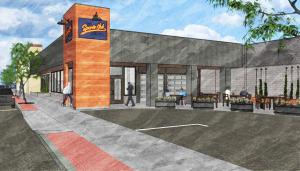 Restaurant Architecture, Redmond, Oregon