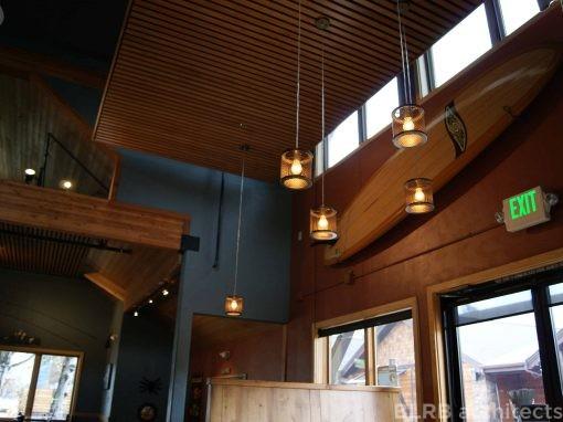 Sunriver Brewhouse Interior Architecture