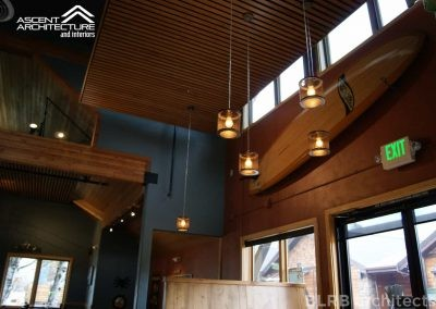 Sunriver Brewhouse Interior Architecture