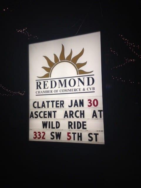 Redmond Oregon Coffee Clatter Ascent Architecture
