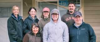 Ascent's 2015 Bend Area Habitat for Humanity Community Service Day