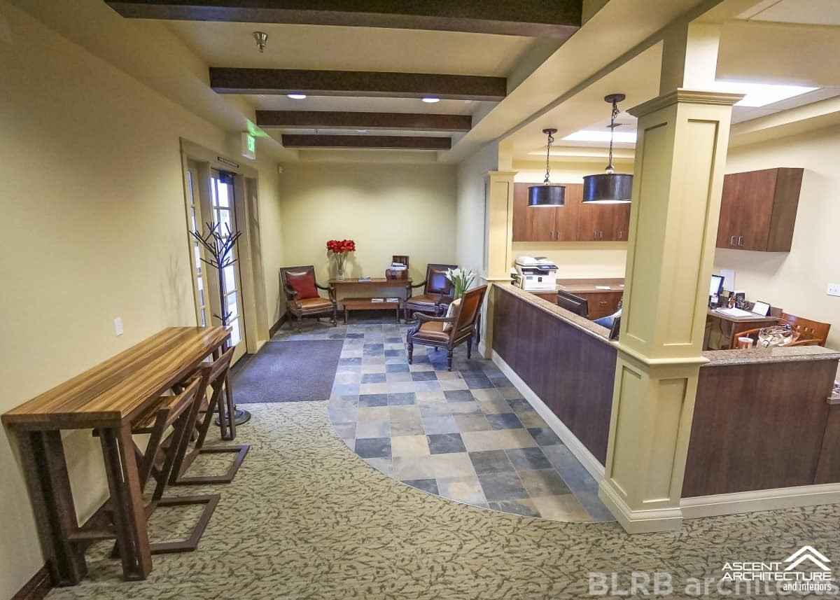 Distinctive Dentistry Ascent Architecture Interiors Bend Oregon Architects For Commercial