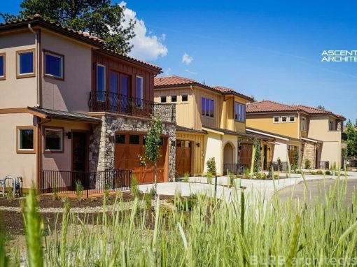Tuscany Pines Luxury Townhomes