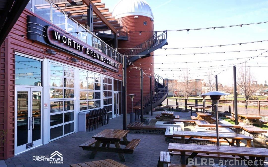 Worthy Brewing Observatory and Expansion Video Tour