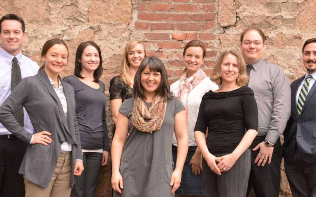 Building an Architecture Firm: It Takes a Village