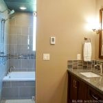 Residential bathroom remodel