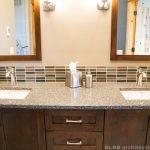 Guthrie remodel Bathroom Sinks