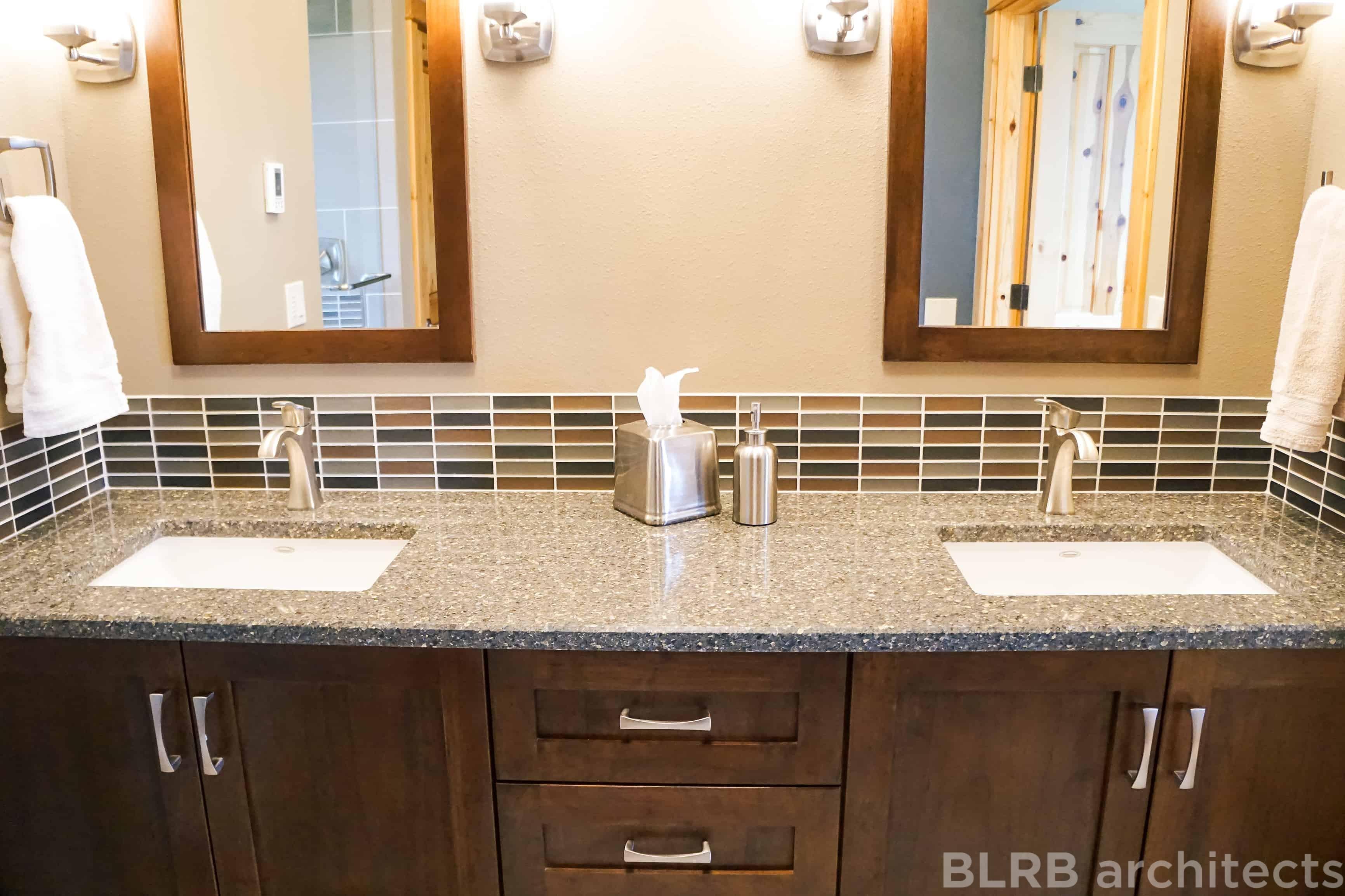 Guthrie Residence Bathroom Remodel Ascent Architecture Interiors - Bathroom remodel bend oregon