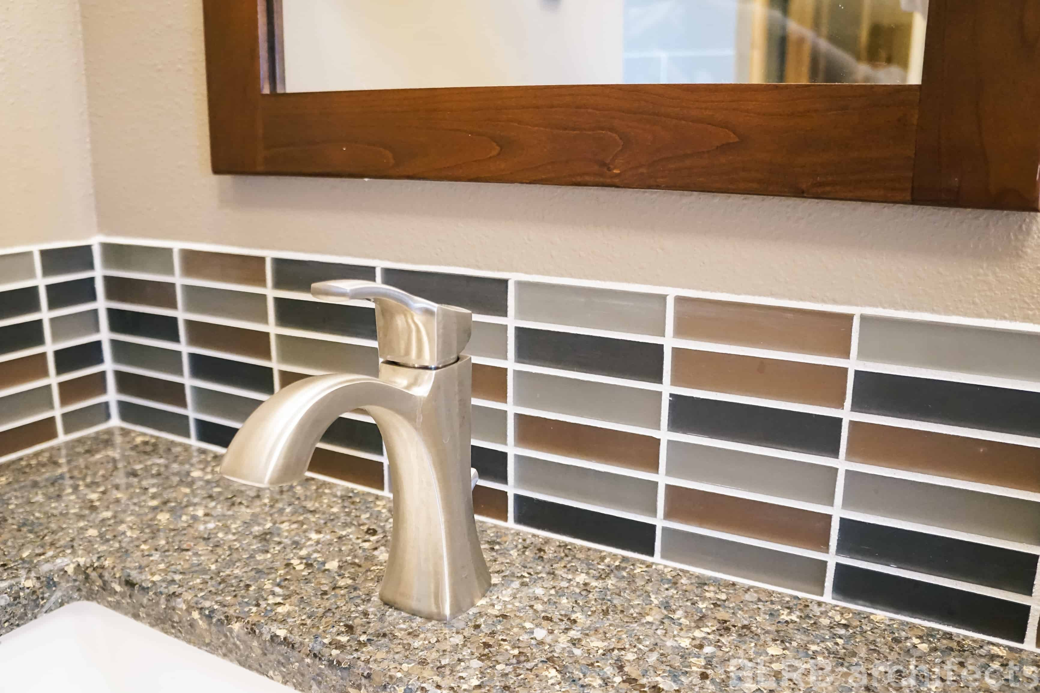 tile backsplash ascent architecture interiors bend