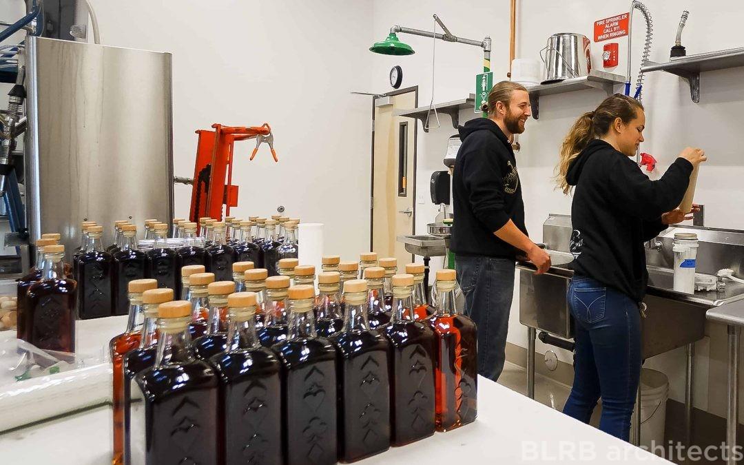 Building Transformed for Oregon Spirit Distillers