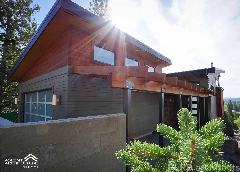 Mendell Custom Residence Bend Oregon Ascent