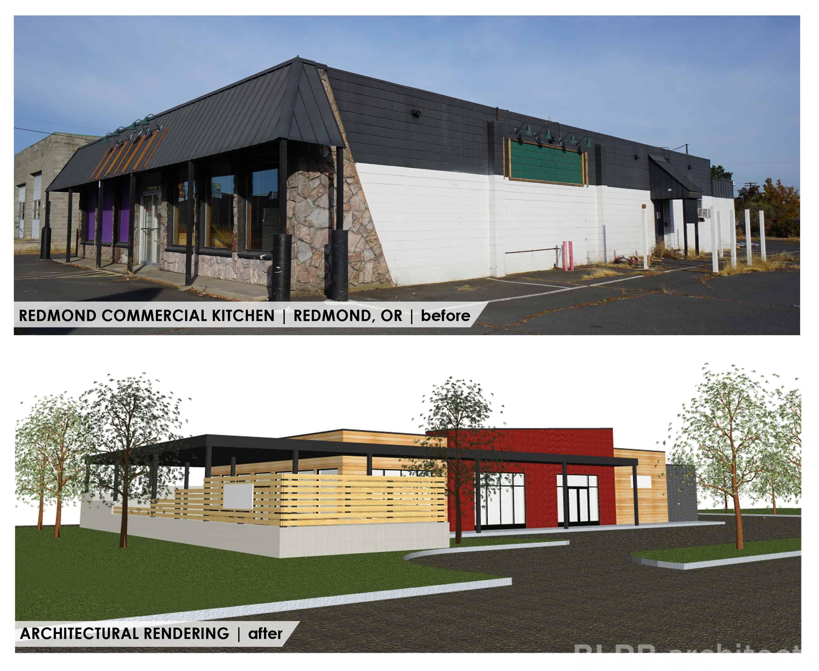 Redmond Commercial Kitchen Ascent Architecture
