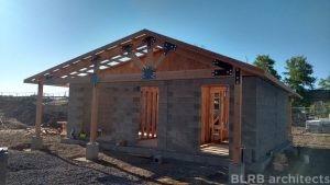 Construction progress of McKay Park project
