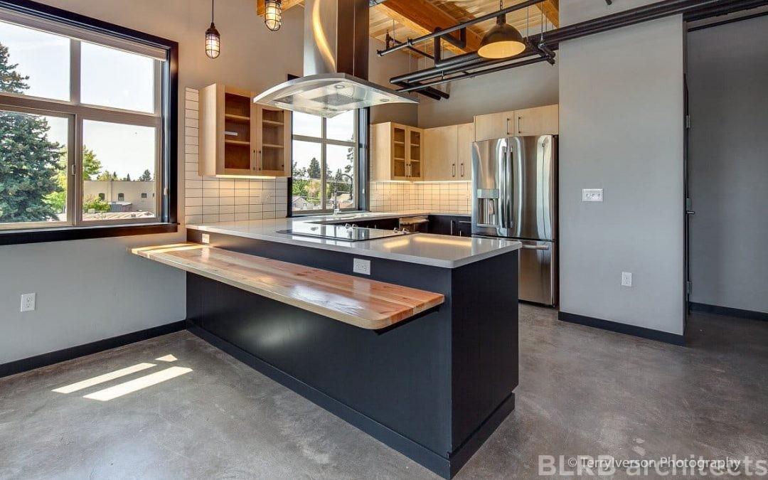Newport Terrace Luxury Industrial Apartments