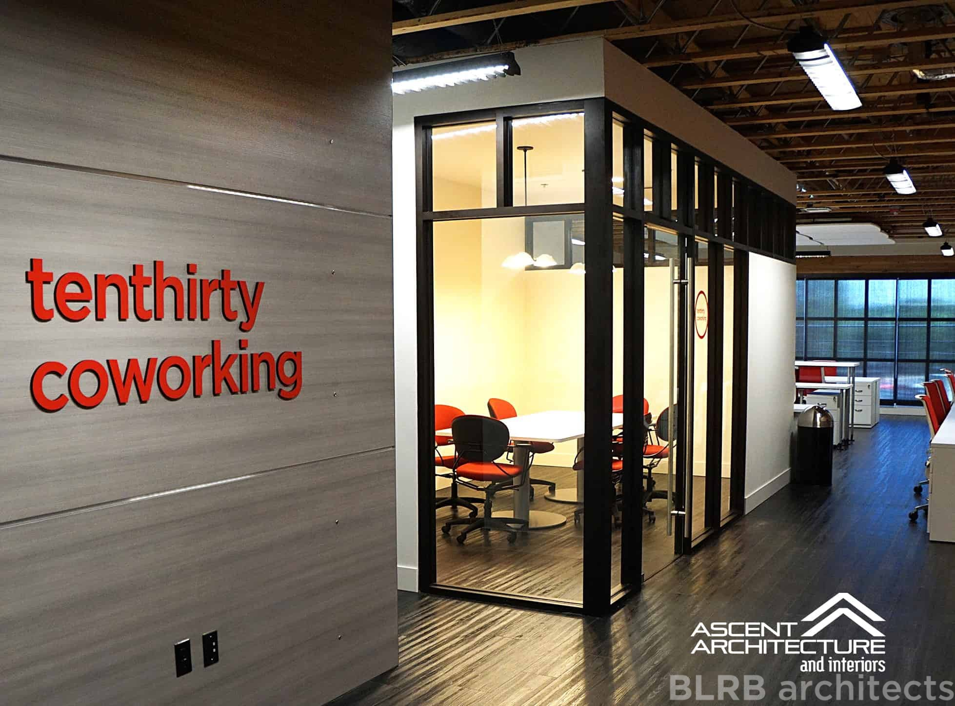 Tenthirty Coworking 187 Ascent Architecture Amp Interiors