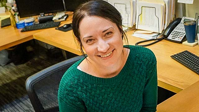Sara Bergby, AIA, LEED AP, EAC-PS