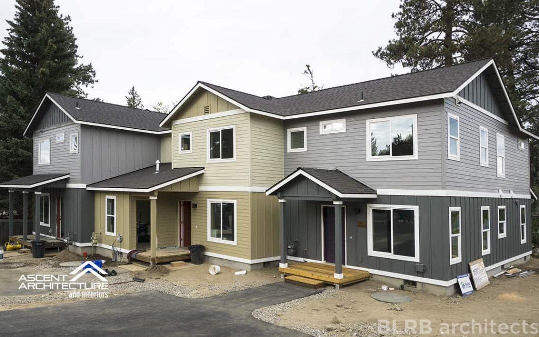 Habitat Greenwood Townhomes