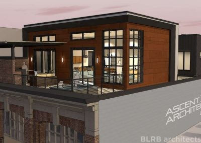 Custom Residence Above Deschutes Brewery Pub