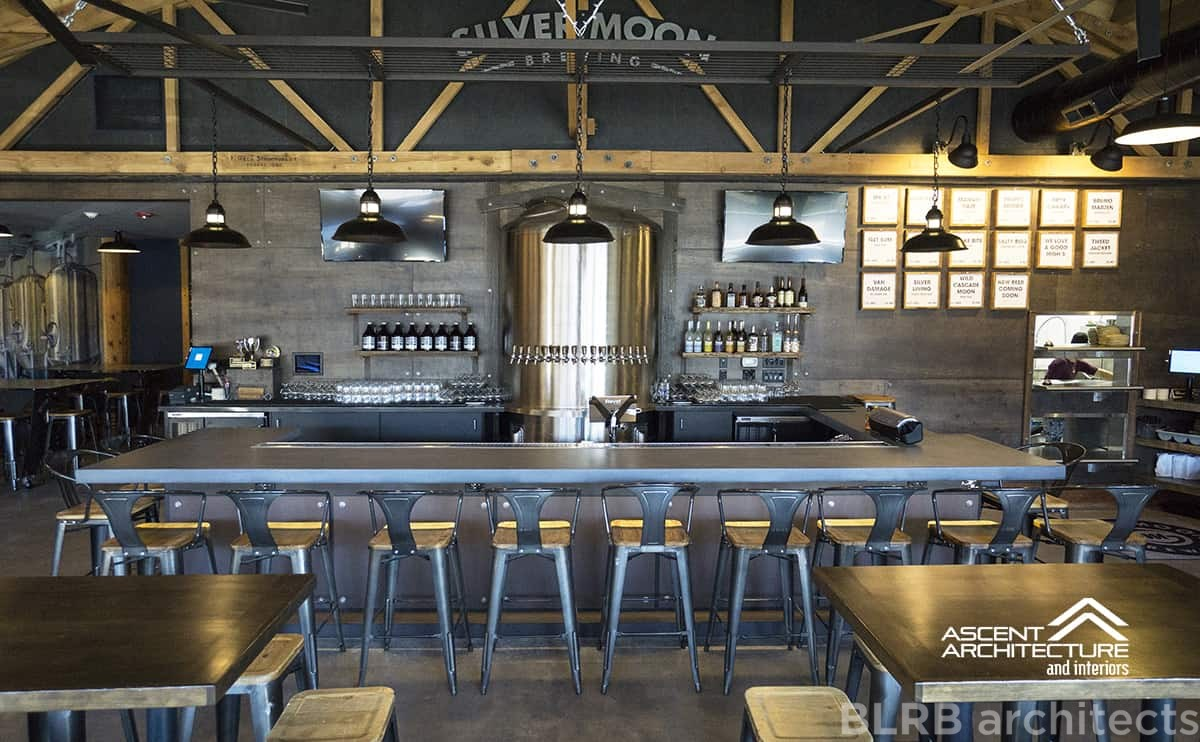 Silver Moon Brewing\'s Bend Pub » Ascent Architecture & Interiors ...