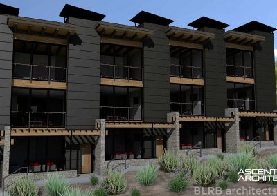Deschutes Place Townhomes