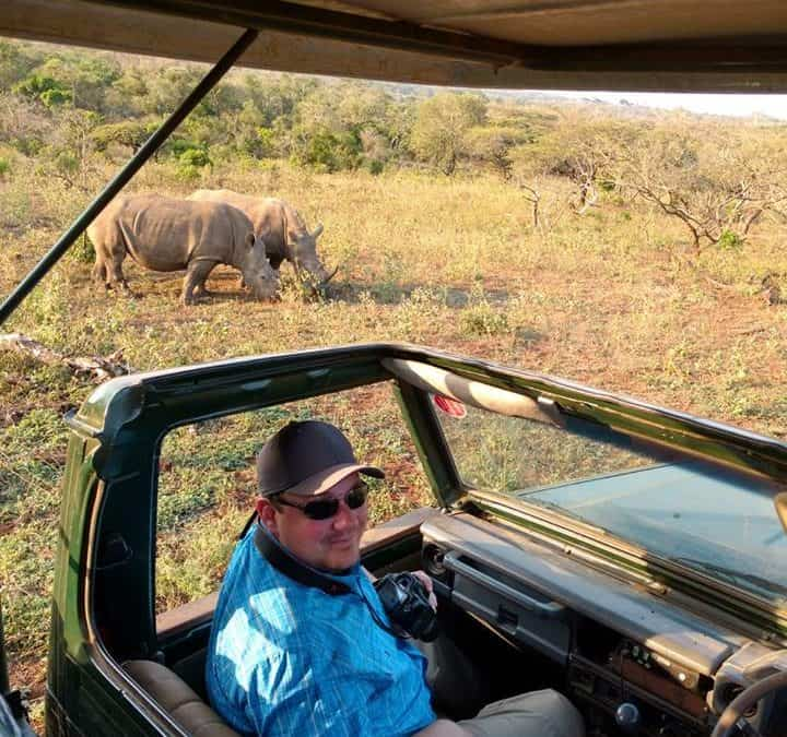 Architecture Abroad: Travis Smith in Africa, the Netherlands, and France