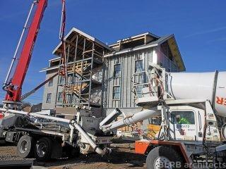 Lake Place Mixed-Use Building Progress!