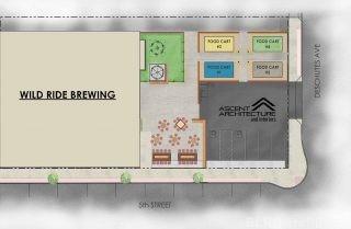 Construction Update: Wildride Brew's New Patio!