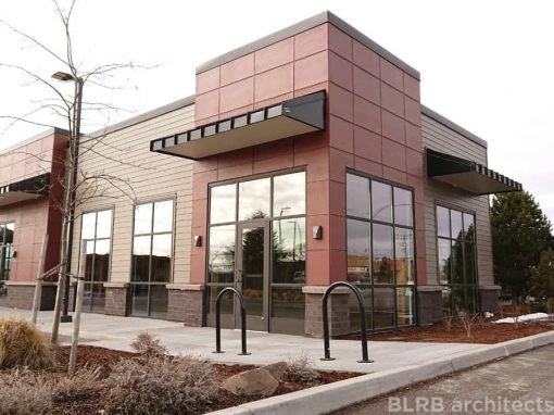 Klamath Falls Shell Building